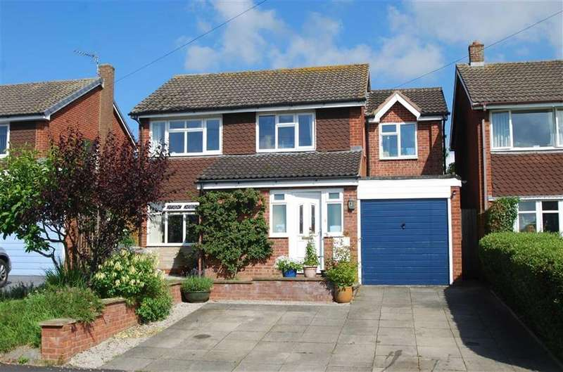 4 Bedrooms Detached House for sale in Needwood Grange, Abbots Bromley, Staffordshire