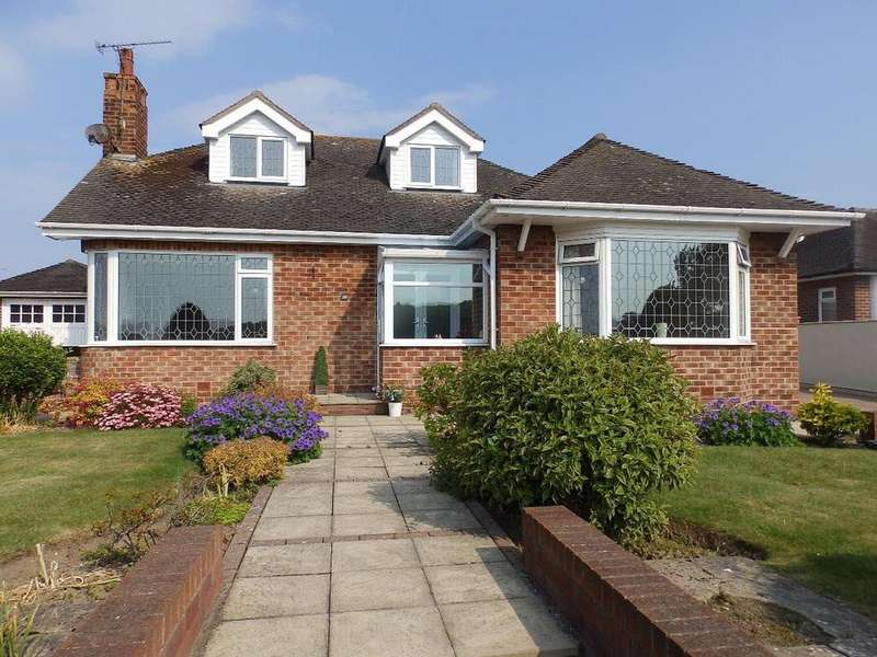 4 Bedrooms Detached Bungalow for sale in 20 Bryn Cwnin Road, Rhyl