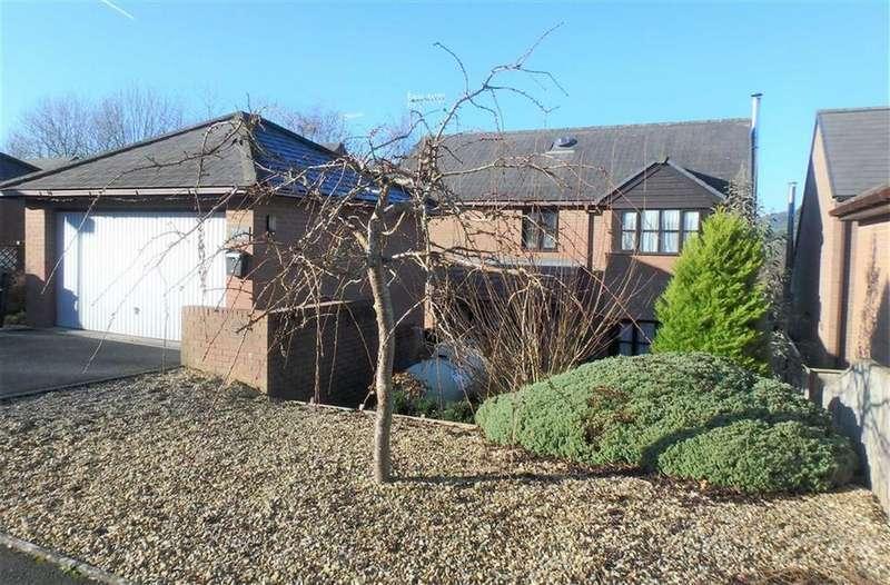 3 Bedrooms Detached House for sale in Dan-Y-Bryn, Glasbury-on-Wye, Glasbury-on-Wye, Herefordshire