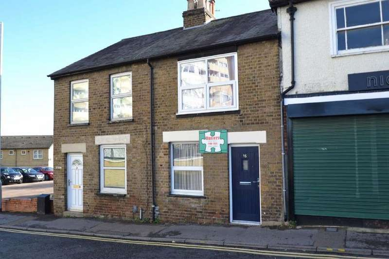 2 Bedrooms Terraced House for sale in Burford Street, Hoddesdon, EN11