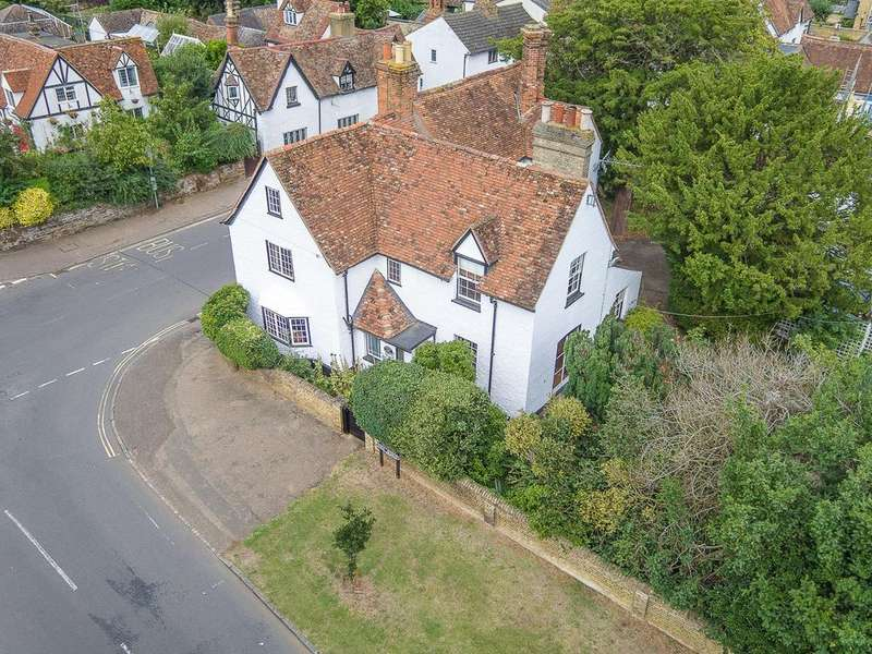 5 Bedrooms Detached House for sale in High Street, SILSOE, MK45