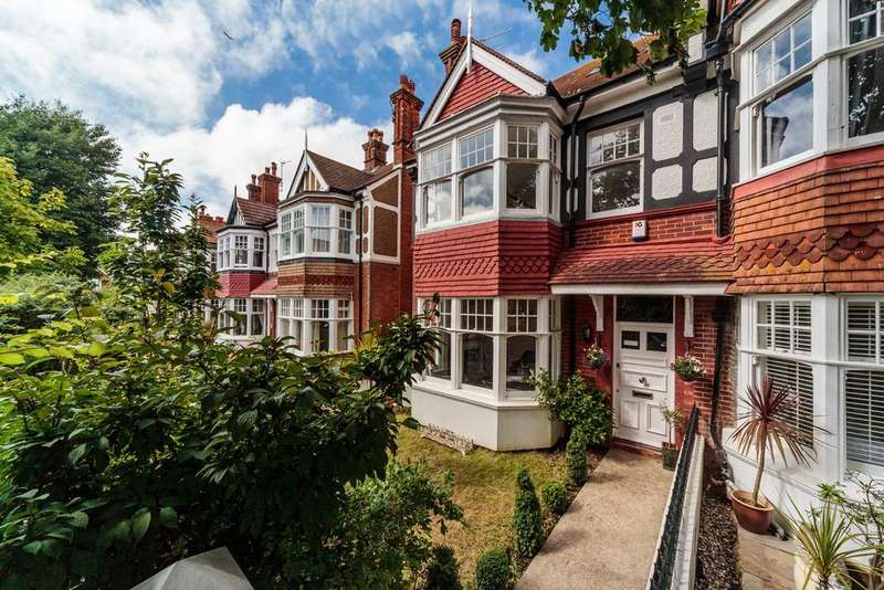 6 Bedrooms Semi-detached Villa House for sale in Pembroke Crescent, Hove, BN3