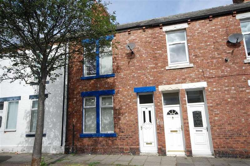 2 Bedrooms Terraced House for sale in Vine Street, South Shields