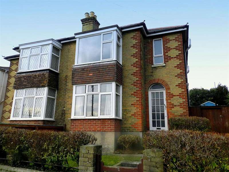3 Bedrooms Semi Detached House for sale in Quarry Road, Ryde