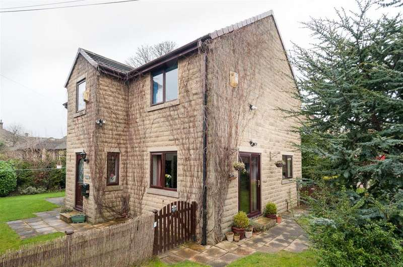 4 Bedrooms Detached House for sale in Penistone Road, Shelley, Huddersfield, HD8 8JB