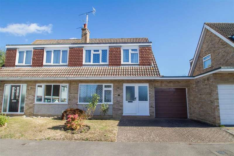 3 Bedrooms Semi Detached House for sale in The Sprig, Bearsted, Maidstone