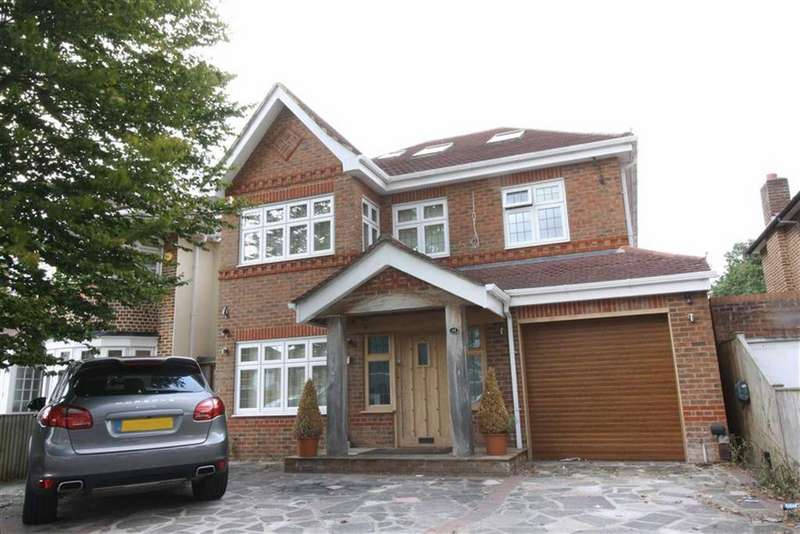 5 Bedrooms Detached House for sale in Rushdene Road, Pinner, Middlesex