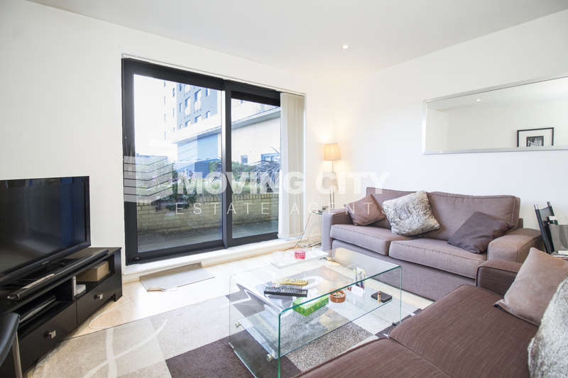 1 Bedroom Flat for sale in Westgate Apartments, Royal Victoria Docks, Royal Victoria