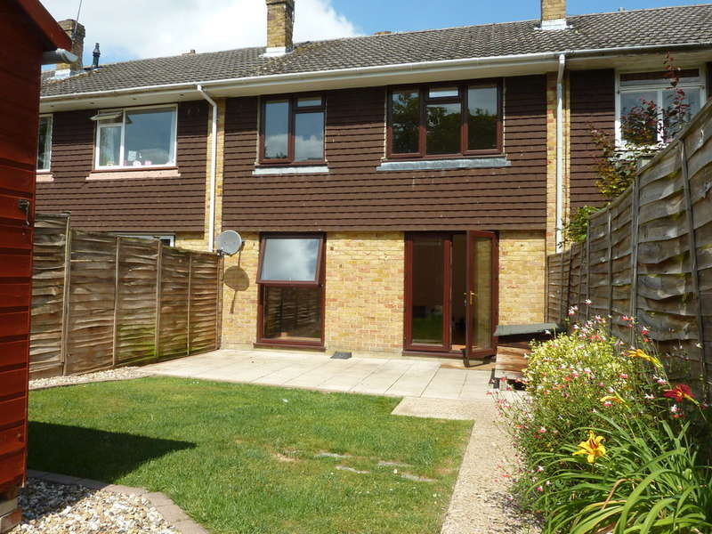 3 Bedrooms Terraced House for sale in Upton Grey Close, Harestock
