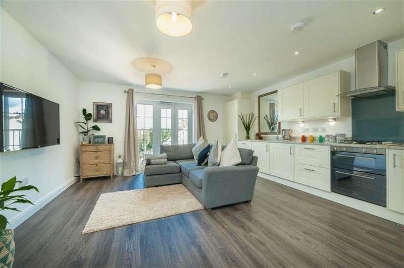 2 Bedrooms Flat for sale in Millstone Way, Harpenden, Hertfordshire, AL5