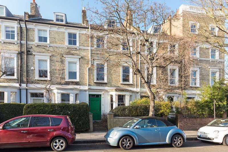 4 Bedrooms Terraced House for sale in Ashchurch Terrace, London W12