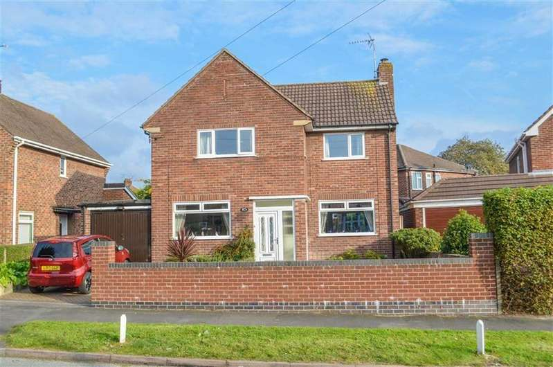 3 Bedrooms Detached House for sale in Brook Lane, Newton, Chester, Chester