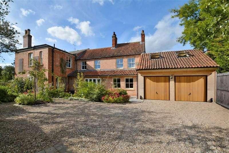 5 Bedrooms Detached House for sale in School Lane, Halam, Nottinghamshire, NG22