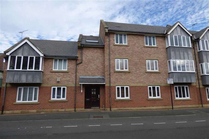 2 Bedrooms Flat for sale in Priory Mews, Tynemouth