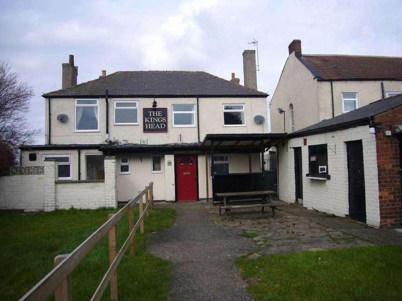 4 Bedrooms Detached House for sale in Swinefleet