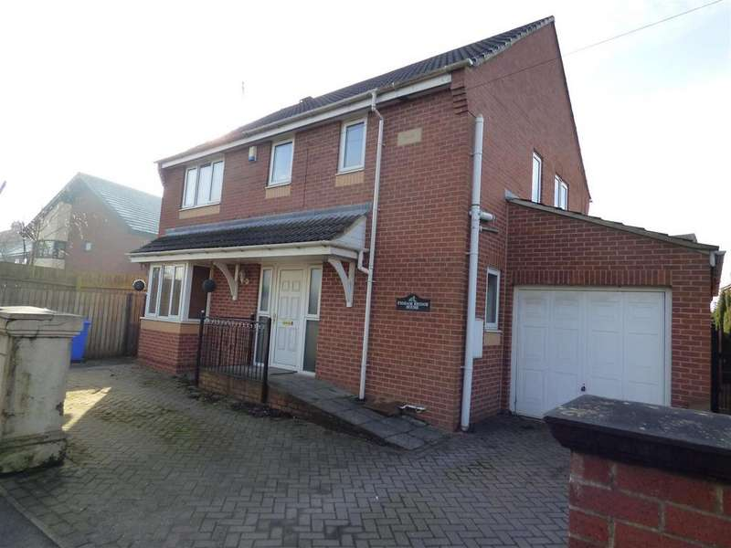 4 Bedrooms Detached House for sale in Figham Bridge House,Hull Road, Beverley, East Yorkshire, HU17 0PL