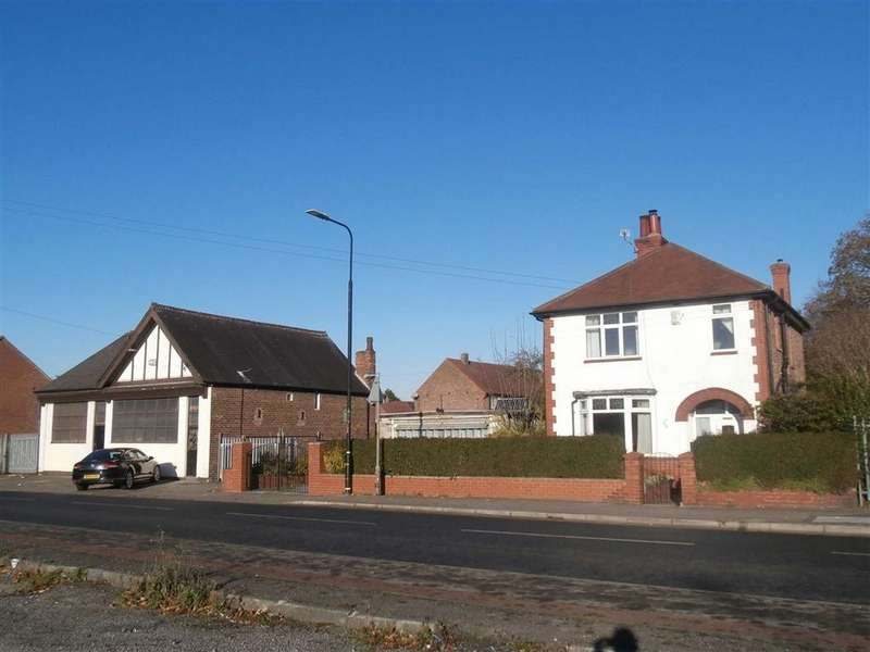 3 Bedrooms Detached House for sale in Manchester Road, Partington