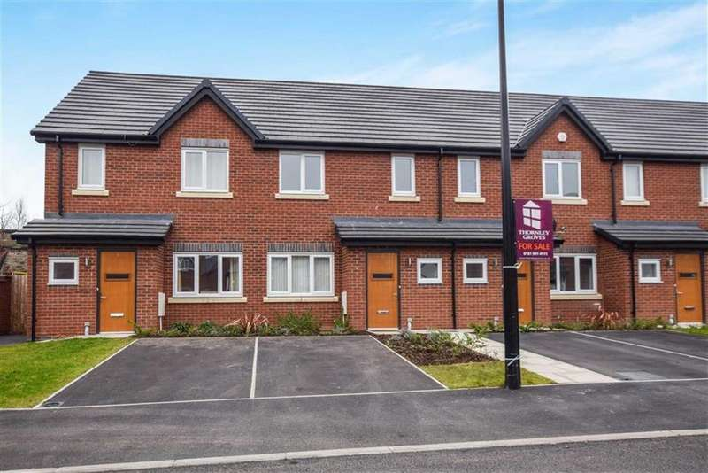 3 Bedrooms Terraced House for sale in Meldrums Grove, Timperley, Cheshire, WA14