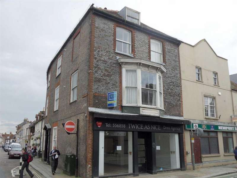 3 Bedrooms Apartment Flat for sale in Lugley Street, Newport