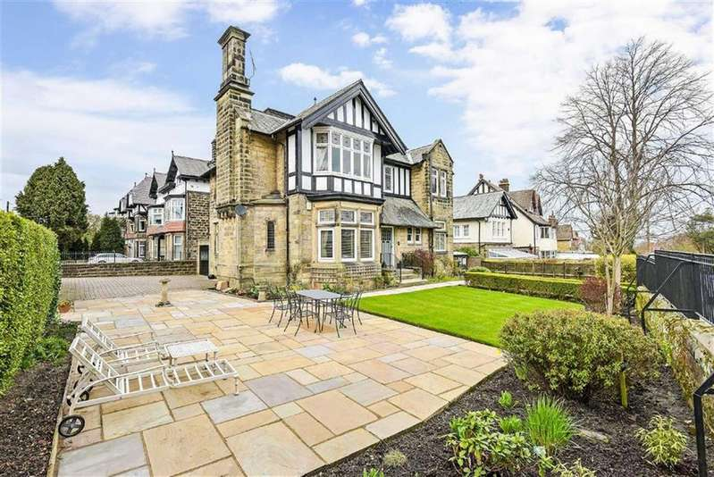 3 Bedrooms Duplex Flat for sale in Leeds Road, Harrogate, North Yorkshire
