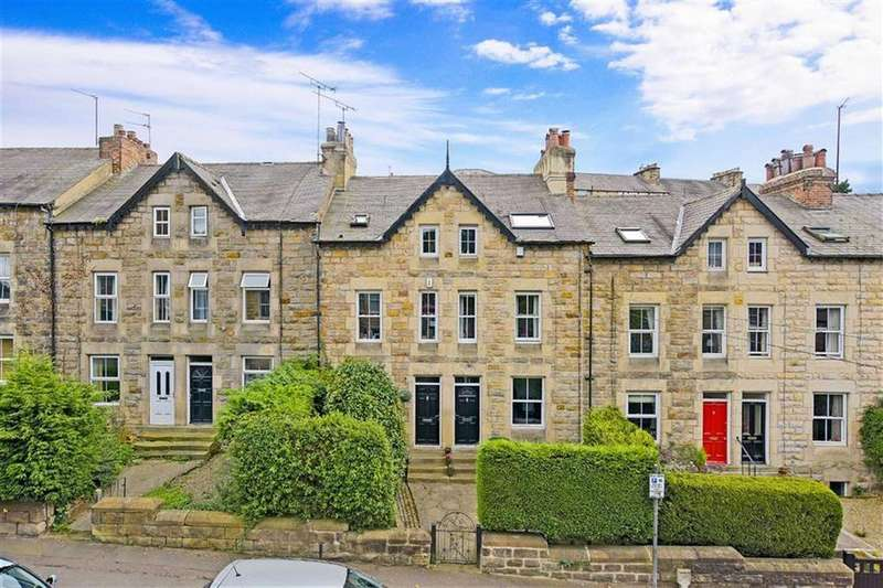 4 Bedrooms Terraced House for sale in Strawberry Dale Avenue, Harrogate, North Yorkshire