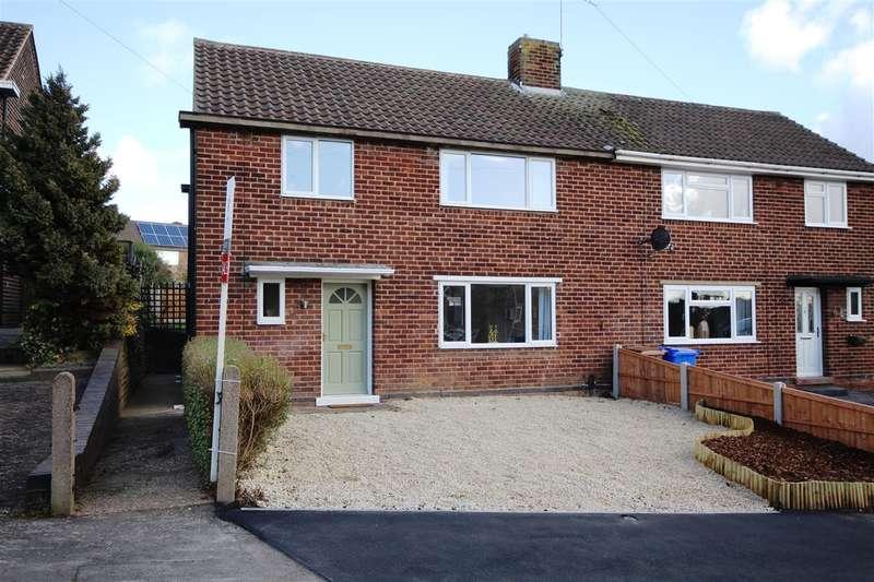 3 Bedrooms Semi Detached House for sale in Tilton Grove, Kirk Hallam