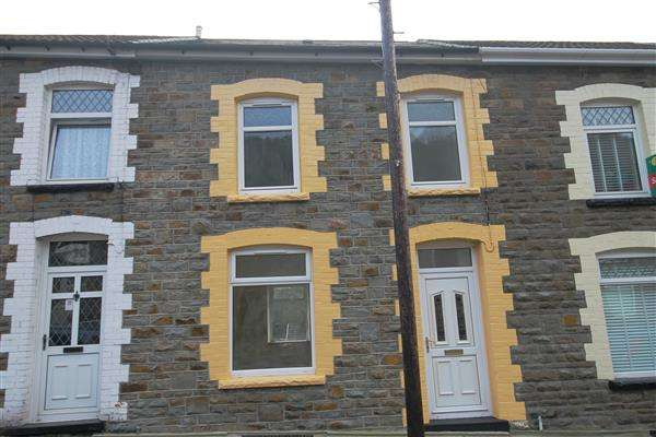 1 Bedroom Terraced House for sale in Birchgrove Street, Porth