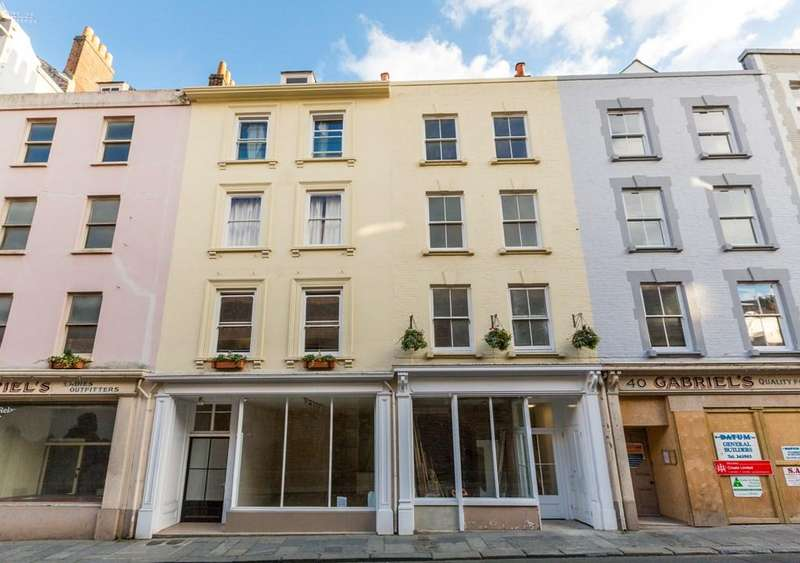 4 Bedrooms Terraced House for sale in Fountain Street, St. Peter Port, Guernsey