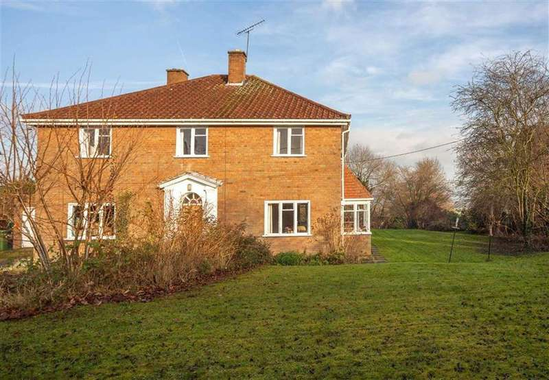 4 Bedrooms Detached House for sale in Ford Street, WIGMORE, Wigmore, Herefordshire