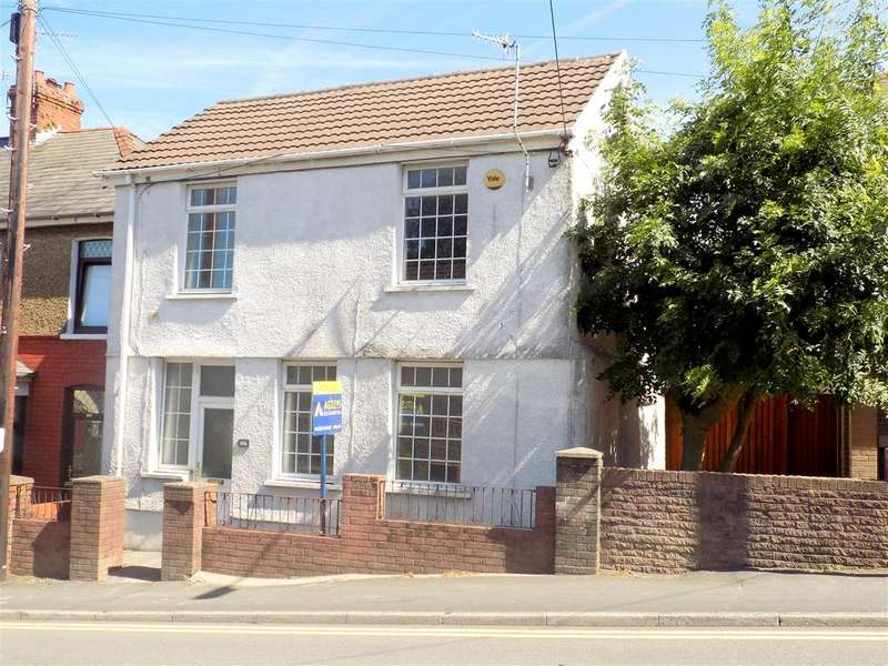 3 Bedrooms Detached House for sale in Cimla Road, Neath