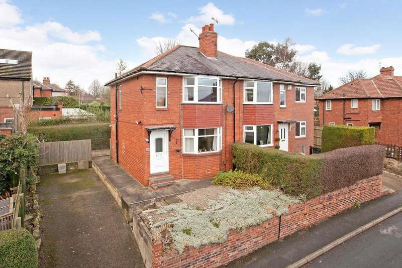 3 Bedrooms Semi Detached House for sale in Stockwell Avenue, Knaresborough