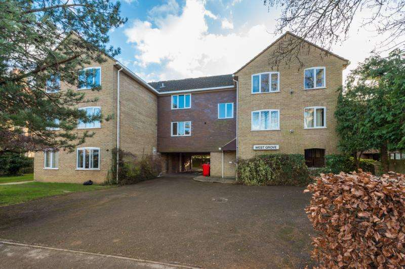 1 Bedroom Apartment Flat for sale in West Grove, Hernes Road, Oxford, Oxfordshire