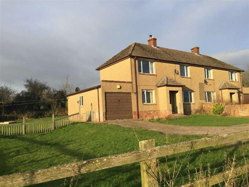 3 Bedrooms Semi Detached House for sale in Broadhembury, Honiton, Devon, EX14
