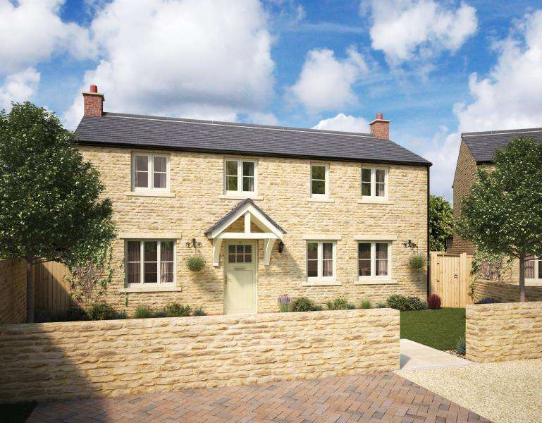 4 Bedrooms Detached House for sale in Plot 4 Peacehaven, High Street, Charlton on Otmoor, Kidlington, Oxfordshire