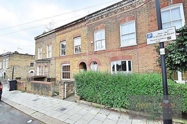 4 Bedrooms Terraced House for sale in Nursery Road, Brixton, SW9
