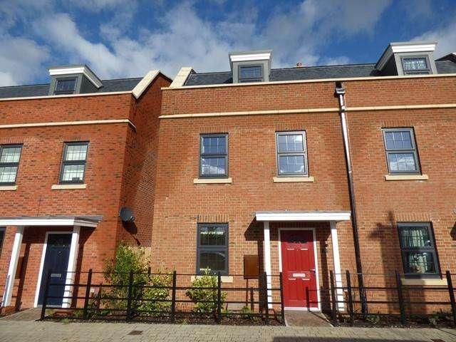 4 Bedrooms Town House for rent in Topsham - Brand new Executive 3 storey townhouse