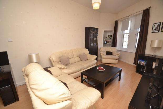 2 Bedrooms Flat for sale in Cathcart Road, Crosshill, G42