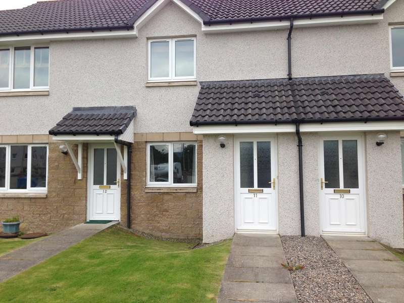 2 Bedrooms Flat for sale in Culduthel Mains Court, Inverness, IV2