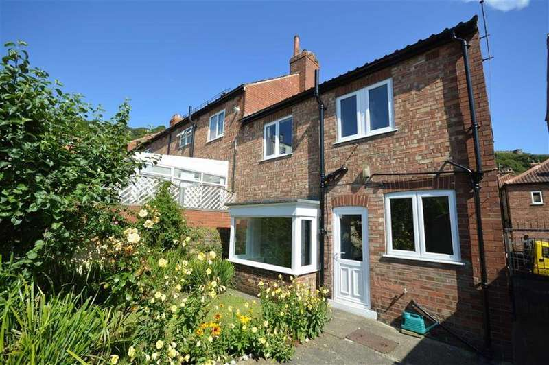 3 Bedrooms End Of Terrace House for sale in Castlegate, Scarborough