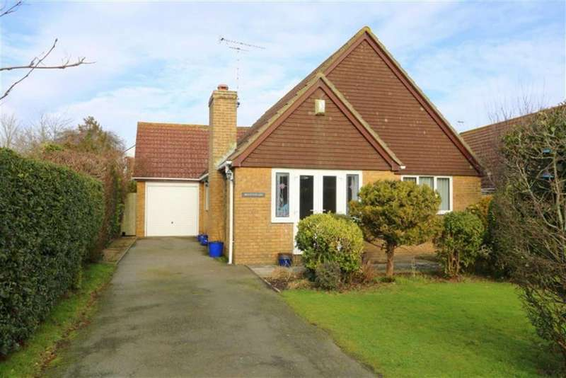 3 Bedrooms Detached Bungalow for sale in Manor Close, Icklesham
