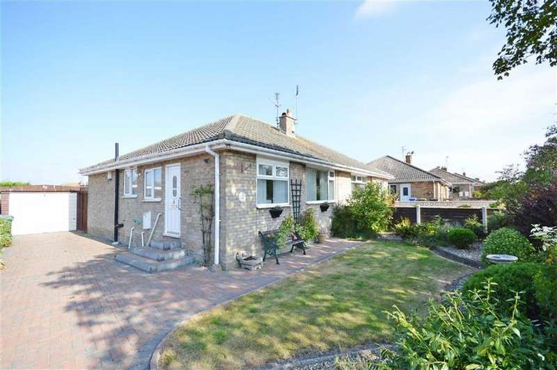 2 Bedrooms Semi Detached Bungalow for sale in Wharfedale, Filey