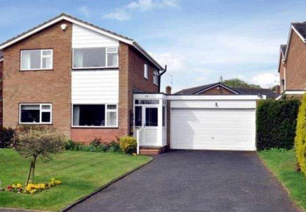 4 Bedrooms Detached House for sale in Grange Road, Tettenhall, Wolverhampton, WV6 8RE