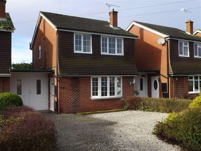3 Bedrooms Link Detached House for sale in Cameron Avenue, Shavington, Crewe
