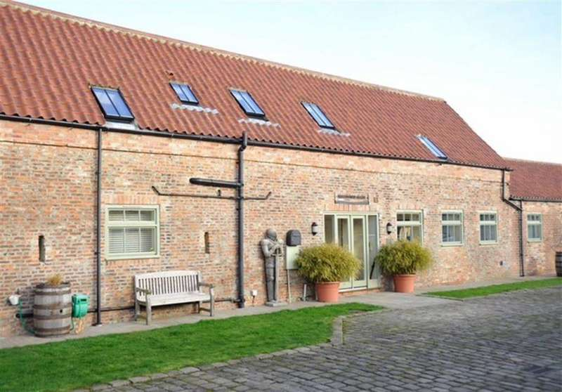 4 Bedrooms Barn Conversion Character Property for sale in Dalton On Tees, Darlington, County Durham