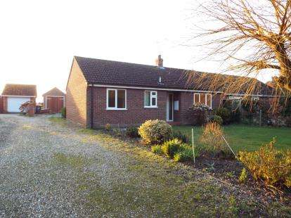 2 Bedrooms Bungalow for sale in Hindolveston, Dereham, Norfolk