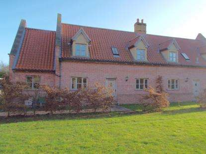 3 Bedrooms Semi Detached House for sale in Ringland, Norwich, Norfolk