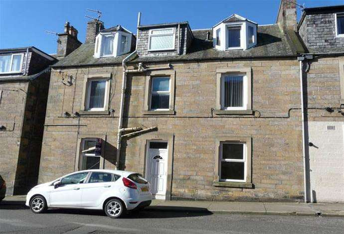 2 Bedrooms Flat for sale in 84 St Andrew Street, Galashiels, TD1 1DY