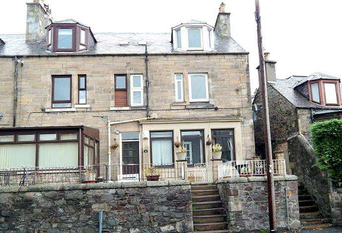 2 Bedrooms Flat for sale in 120 Magdala Terrace, Galashiels, TD1 2HX
