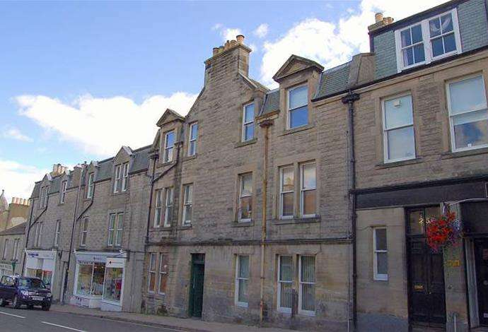 1 Bedroom Flat for sale in 23f Old Town, Peebles, EH45 8JF