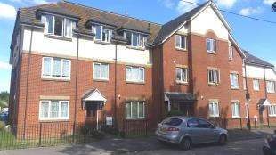2 Bedrooms Flat for sale in Witham Court, Westloats Lane, Bognor Regis, West Sussex
